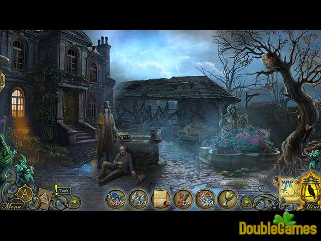 Free download Dark Tales: Edgar Allan Poe's Ligeia Collector's Edition screenshot 1