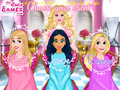 Free download Barbie Princess Hair Salon screenshot 1