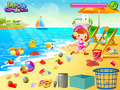 Free download Beach Clean Up Game screenshot 3