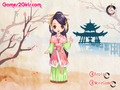 Free download Chinese Doll Dress Up screenshot 3