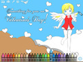 Free download Cupids Coloring Game screenshot 3