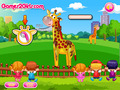 Free download Cute Giraffe Care screenshot 1