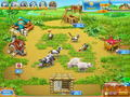Free download Farm Frenzy 3: Russian Roulette screenshot 1