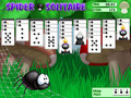 Free download Spider Solitaire screenshot 2